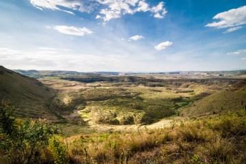 Menengai crater - Kenya