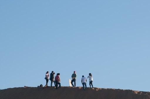 Sandboard à Las Dunas de ConCon