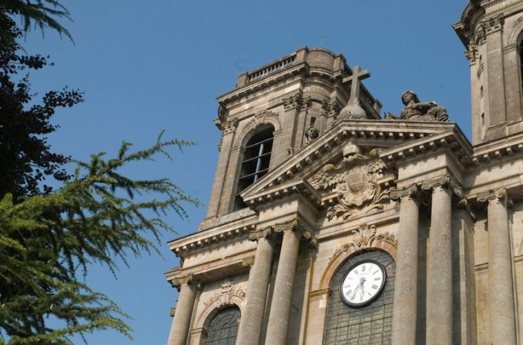 La Cathédrale Saint-Mammès