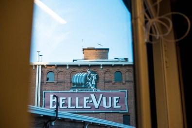 Brasserie Belle-vue - Du monde au tournant