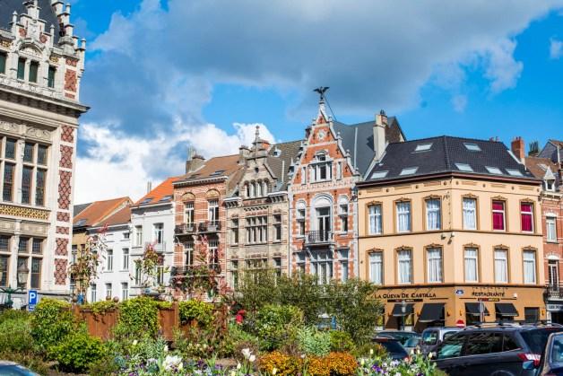 Bruxelles : visiter Train World, le musée du train à Schaerbeek - Place Colignon
