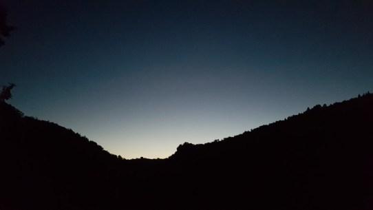 domaine de Thouy de nuit