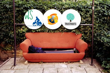 couchsurfing warmshower bewelcome trustroots