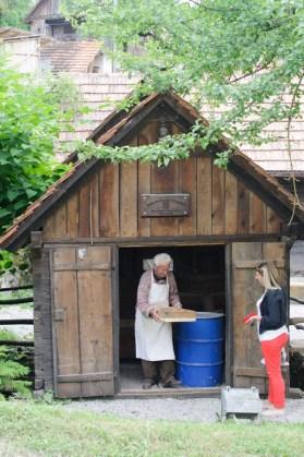 Moulin à eau de Jaska Zvonimir Celinscak
