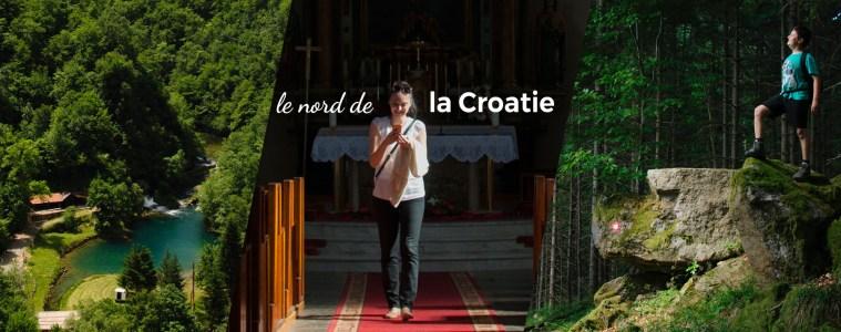 Nord de la Croatie continental avis
