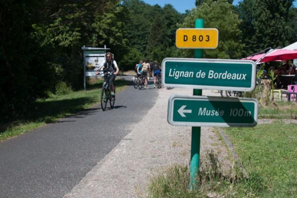 Canal des 2 mers à vélo - Créon-Latresne