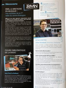 Article RMN - Poher Communaute