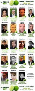 Conference Le Radio Zest – Salon de la Radio