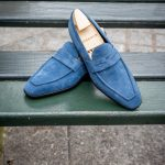 The jeans nubuck Lupin