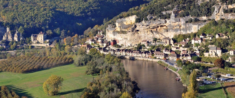 Hotel Restaurant La Roque Gageac Sarlat Dordogne Prigord