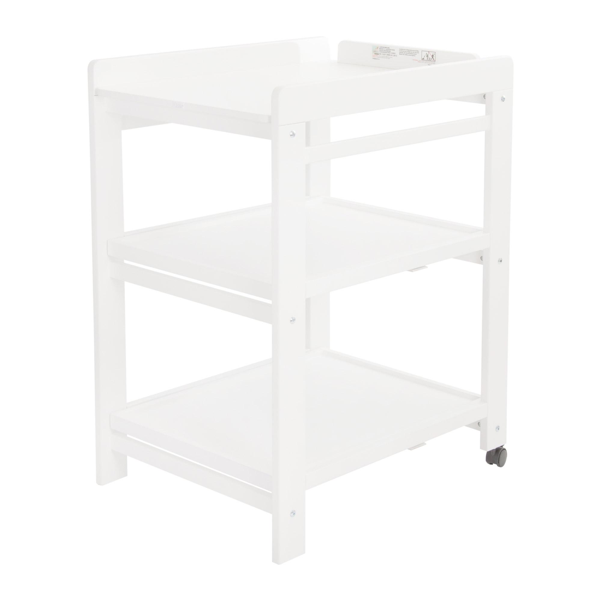comfort table a langer blanc