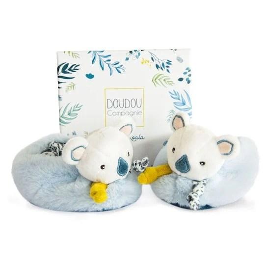 yoca le koala tapidou de doudou et