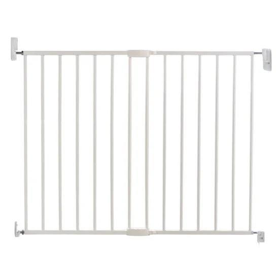 barriere de securite extensible metal fixation murale