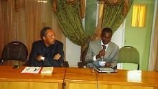 TIC : L'Agence Ubicom fait la promotion du E-Business auprès des entrepreneurs burkinabè