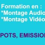 Slide-audio-video