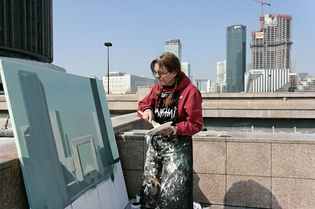michelle-auboiron-peinture-en-direct-de-paris-la-defense-25