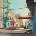 Los Industrial - Peinture de la Habana par Michelle Auboiron