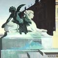ma-vie-de-chateau-peinture-michelle-auboiron-27-enfant-au-sphinx-sarrazin-120x120