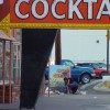 Michelle-Auboiron-Motels-of-the-50-s-peinture-live-a-Las-Vegas-7 thumbnail