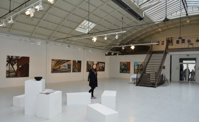 Espace Commines - Paris - 2015 - Photo Charles GUY