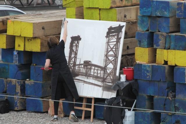 Peintures-live-de-Chicago-par-Michelle-AUBOIRON-44