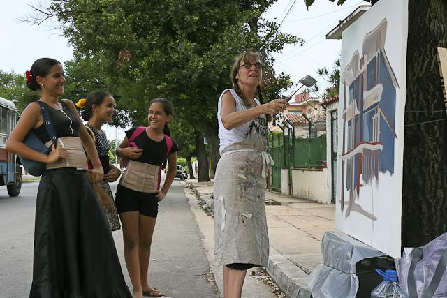 michelle-auboiron-peintre-en-action-a-la-havane-14