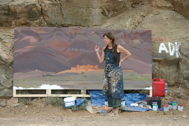 michelle-auboiron-peintre-en-action-sud-marocain--11