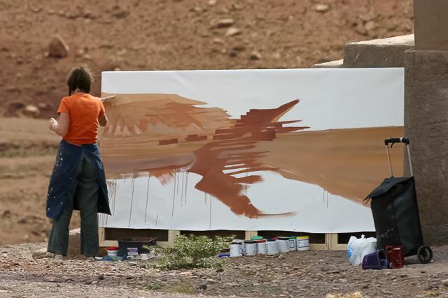 michelle-auboiron-peintre-en-action-sud-marocain--5