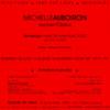 Carton-Invitation-expo-OPERA-Peintures-de-Michelle-AUBOIRON-Galerie de Nesle-Paris-2000-verso thumbnail