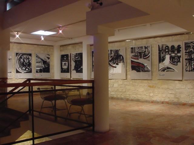 Exposition-Peintures-de-l-Opera-par-Michelle-AUBOIRON-Galerie-de-Nesle-Paris-2000-6