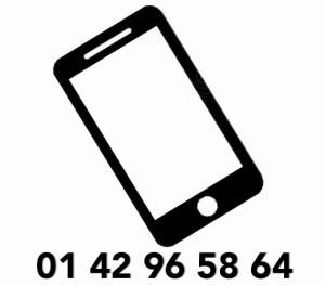 téléphone Au Bonheur du Jour