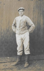 Ouvrier en 1917