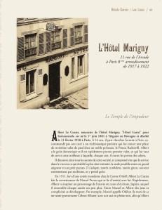 Hôtel Marigny