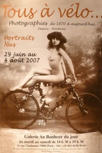 Portraits nus - Tous à Vélo