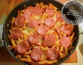 Pâtes à la pizza dans un seul chaudron - Auboutdelalangue.com (9)