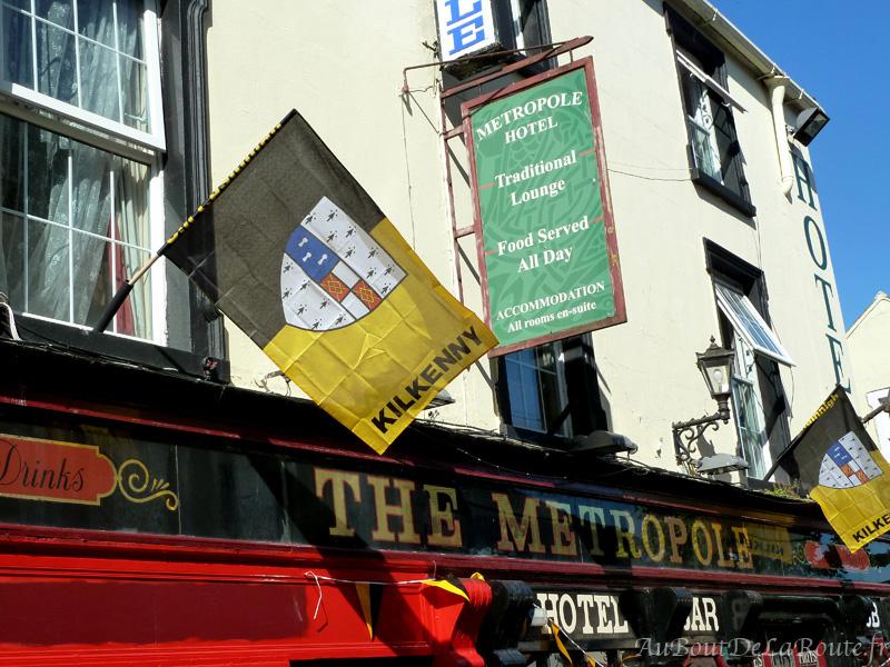 James Street in Kilkenny