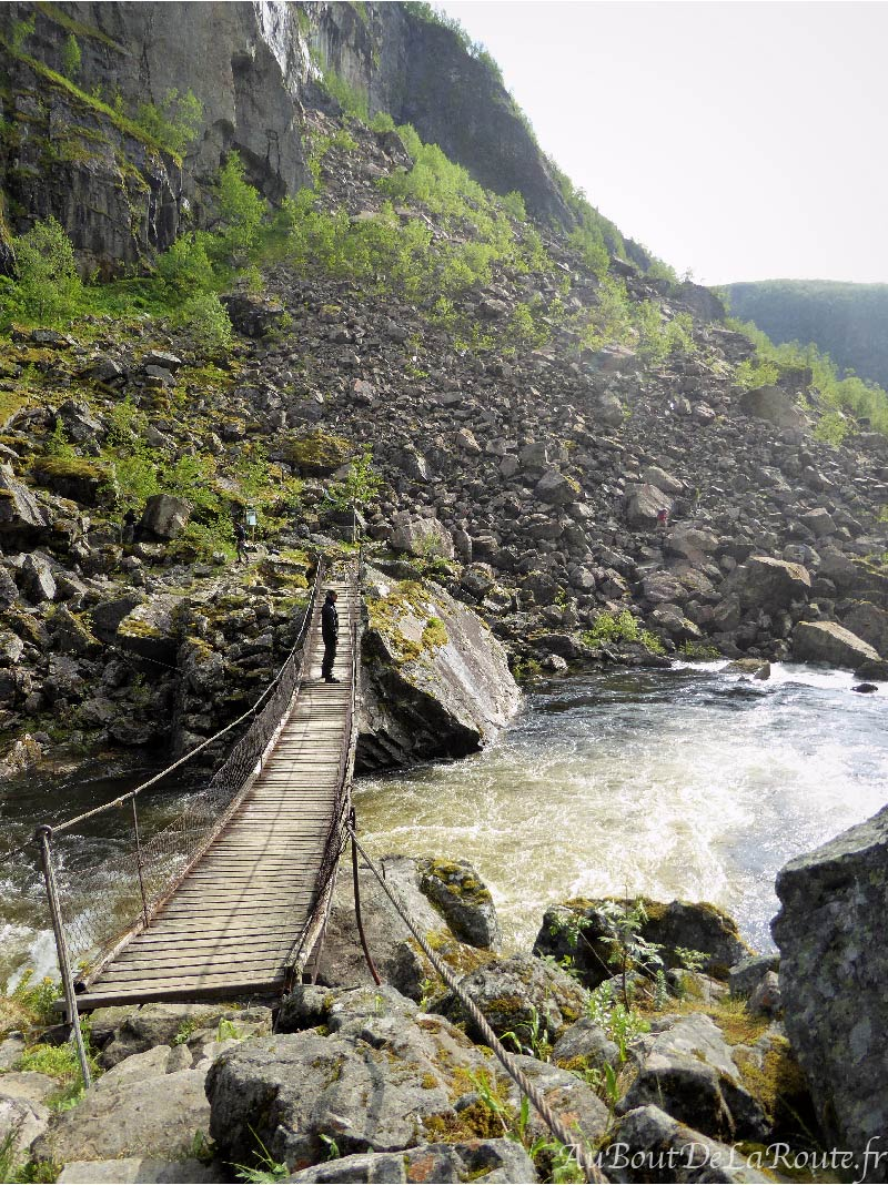 Pont suspendus