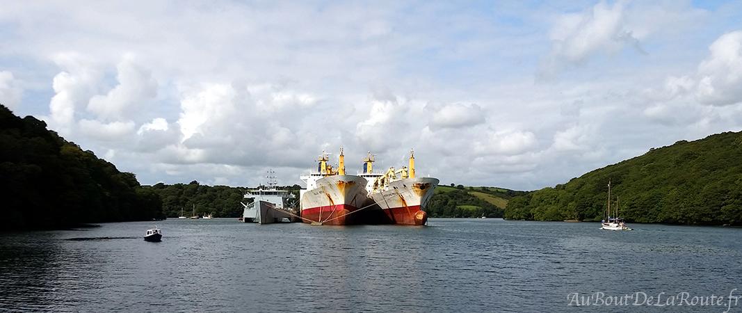 Sur le King Harry Ferry