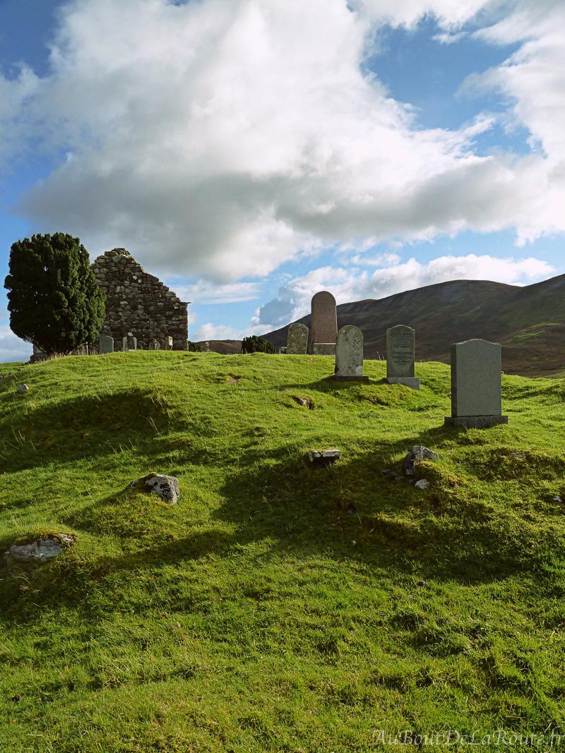 Ruines de l eglise Cill Chriosd
