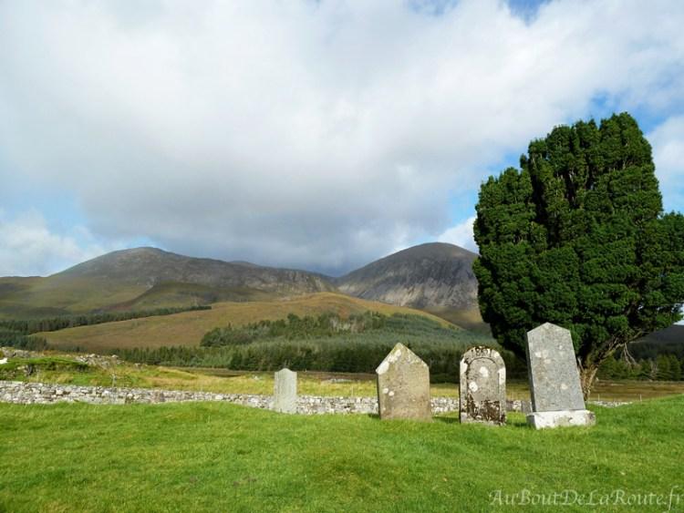 Ile de Skye, Écosse