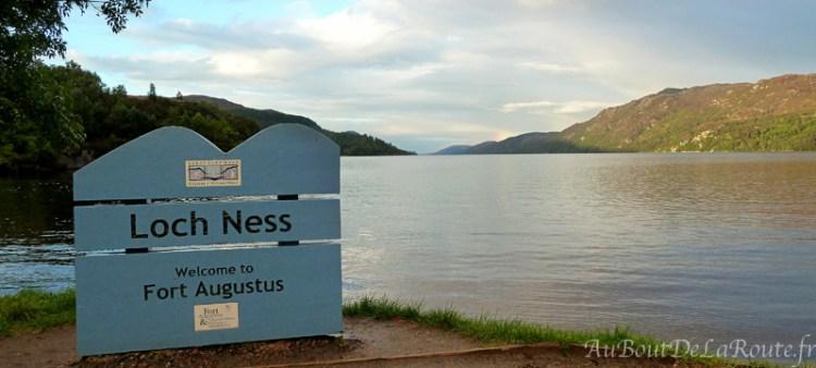 Loch Ness de Fort Augustus
