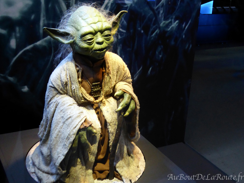 Mannequin de Yoda