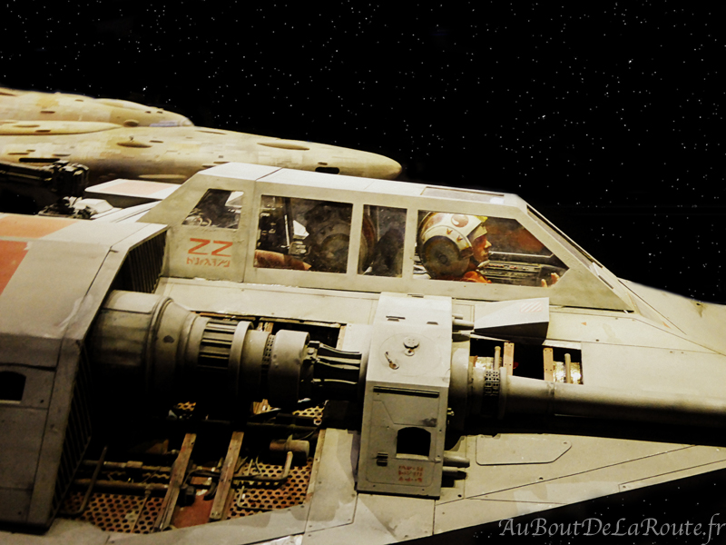 Maquette A-Wing