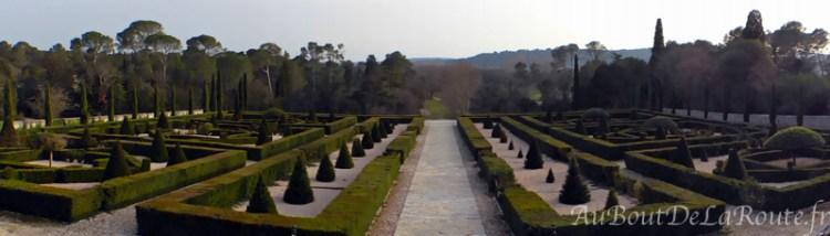 Le château de Restinclières