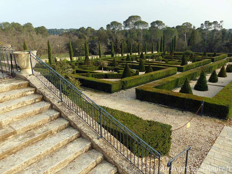 Jardins a la francaise
