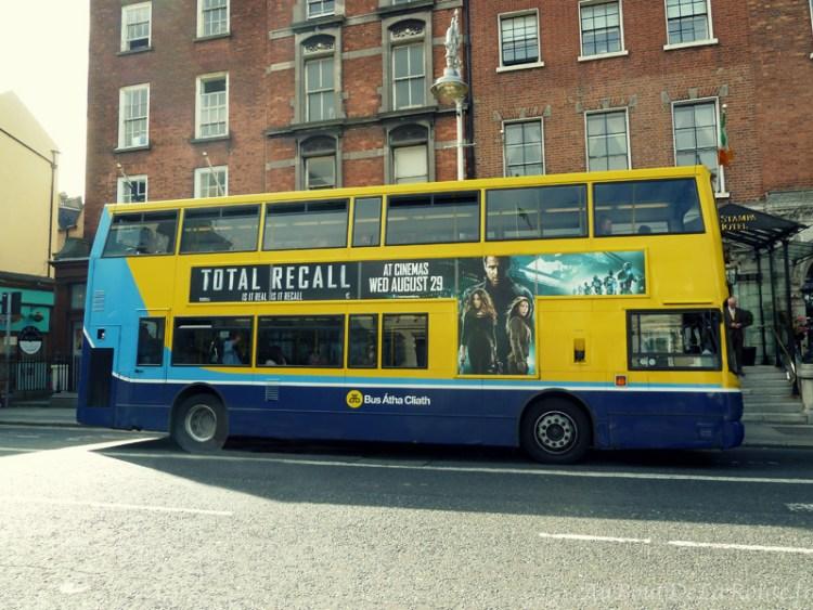 Bus dublinois, Irlande
