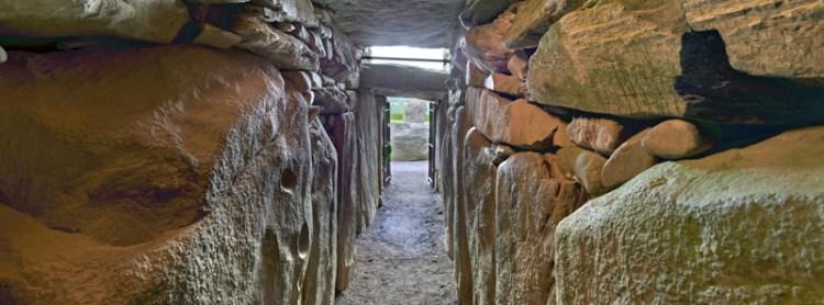 Les tombes à couloir