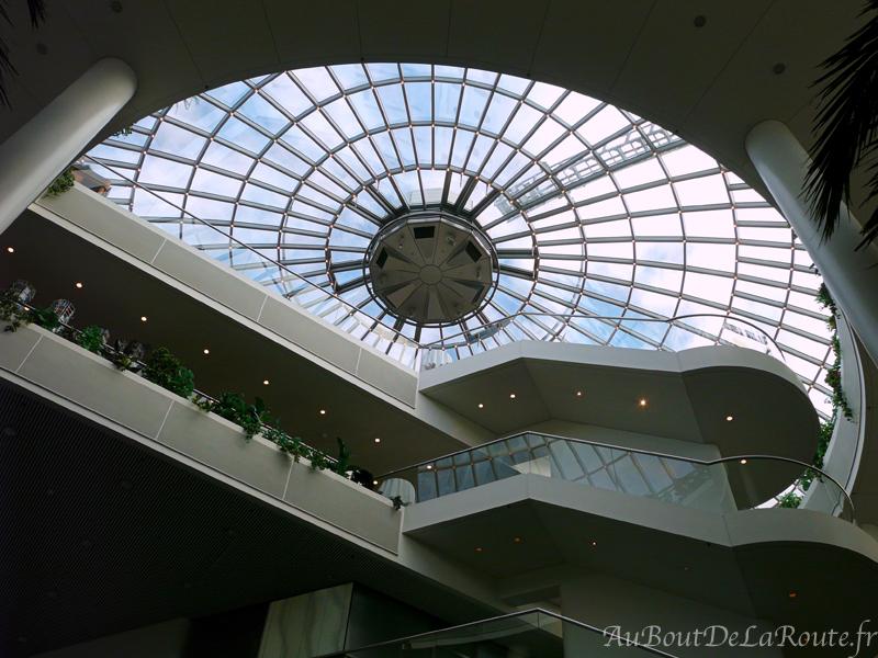 Dome de verre du Perlan