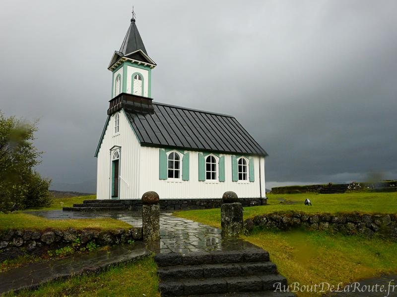 Eglise de Þingvellir