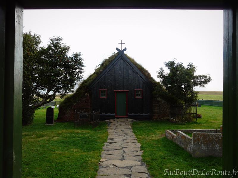 Eglise Víðimýri